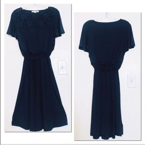NWT LOFT Navy Dress 👗